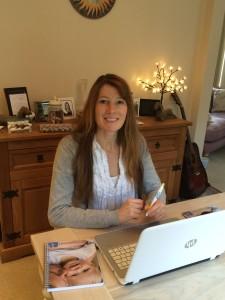 Melanie Haslock, Harmony at Home Nanny Agency Oxfordshire
