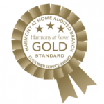 Harmony at Home Gold Standard Awrd
